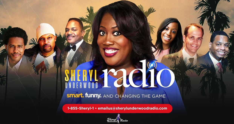 Sheryl Underwood Radio Show